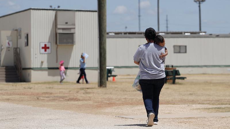 تزايد ملحوظ في عدد المهاجرين الساعين للجوء في الولايات المتحدة.   أ.ب