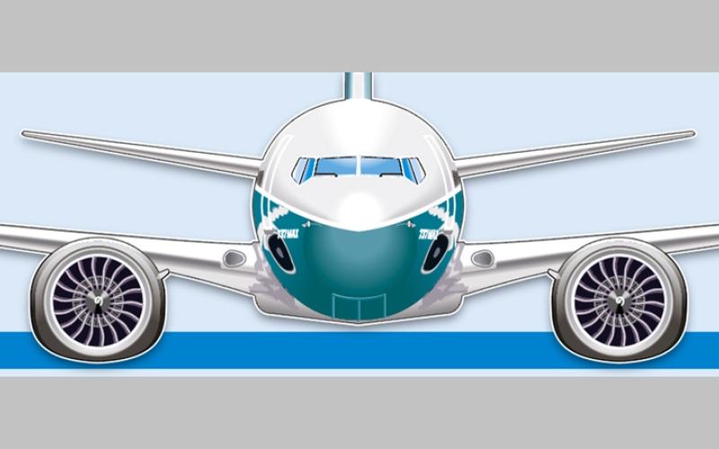 الصورة: بالغرافيك.. طلبات شراء طائرة «بوينغ 737 ماكس» تبدأ بالتدفق
