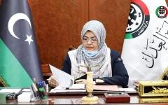 الصورة: 5 نساء يتولين حقائب وزارية في الحكومة الليبية الجديدة