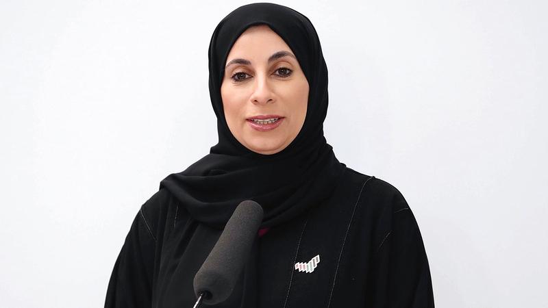 الدكتورة فريدة الحوسني:  «عدم تحديث  البيانات في (الحصن) يتطلب تحديث التطبيق  أو الاتصال بالدعم الفني».