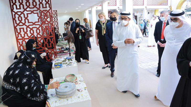 الفعاليات تقام خلال الفترة من 20 مارس إلى 10 أبريل المقبل في الشارقة وخورفكان.  من المصدر
