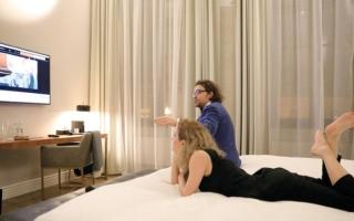 الصورة: «مهرجان فيلنيوس السينمائي».. الجمهور يشاهد الأفلام من غرف الفنادق