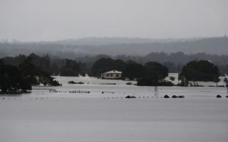 الصورة: بالصور.. لقطات من فيضانات استراليا