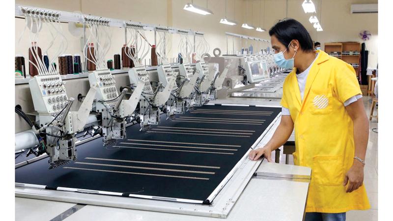 الاستراتيجية الصناعية الجديدة تسهم في إحداث نقلة نوعية بقطاع الصناعة في الدولة.   أرشيفية