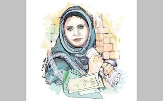 الصورة: «أم محمد» تحتاج 111 ألف درهم متأخرات دراسية وإيجارية