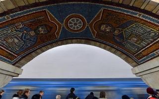 الصورة: بالصور: أجمل محطات مترو الأنفاق في أوروبا