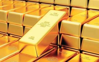 الصورة: الذهب يواجه عالمياً أول هبوط في 3 أسابيع