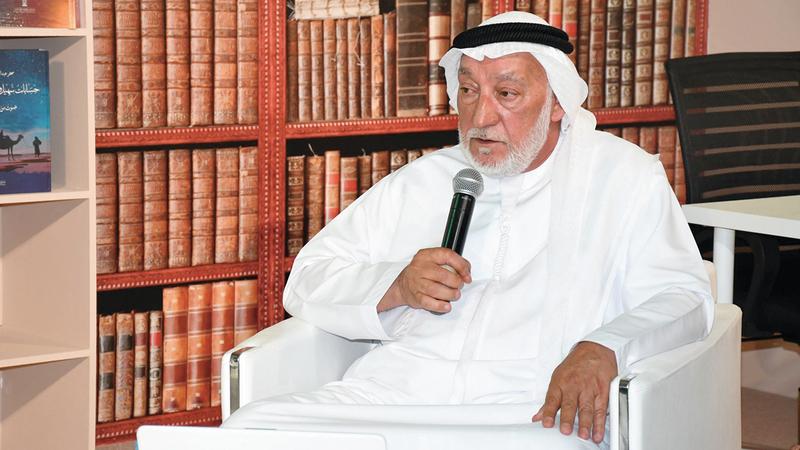 الباحث عبدالله عبدالرحمن