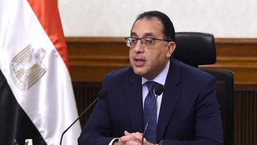 رئيس الوزراء المصري مصطفى مدبولي.