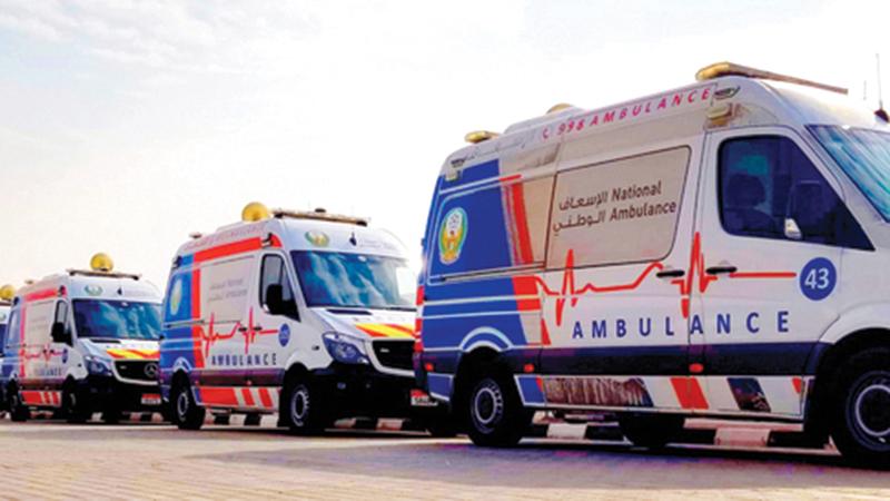 تأخر وصول سيارات الإسعاف يُشكل خطراً على سلامة المرضى والمصابين.   من المصدر