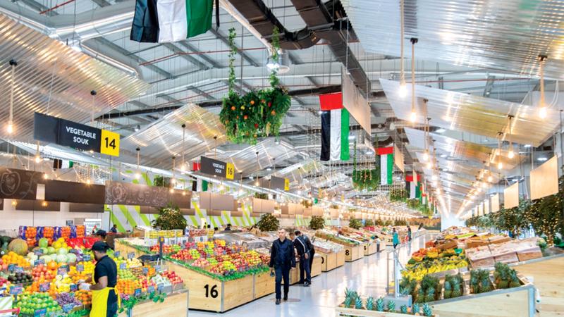 زيادة التنافسية في أسواق توريد الخضراوات والفواكه تدعم وفرة المعروض.    أرشيفية