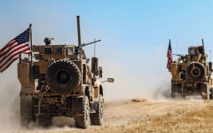 الصورة: واشنطن تتجه لإعادة تقييم حسابات وجودها العسكري في سورية