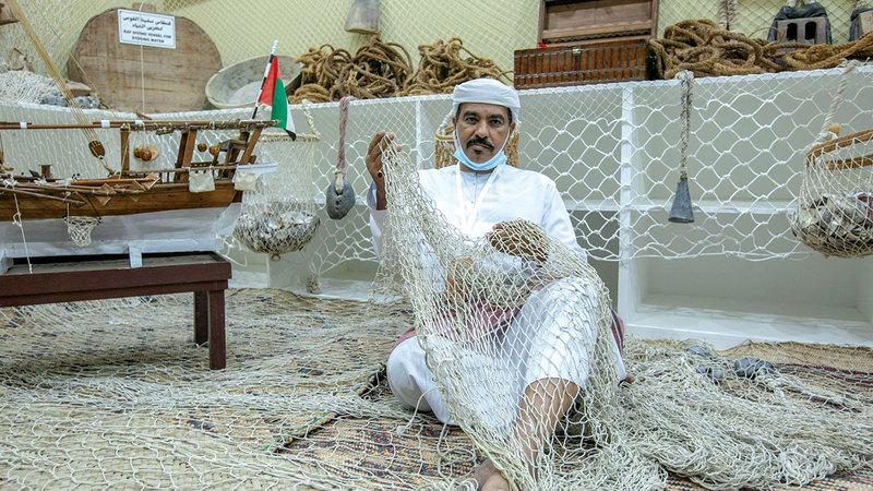جمعية ابن ماجد تجوب المهرجانات المحلية والدولية بأنشطتها.  من المصدر