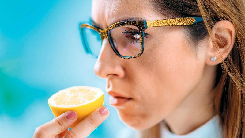 فقدان الحاستين يؤدي إلى فقدان الكثير من الملذّات اليومية مثل الأكل والطهو.   أرشيفية