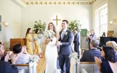 الصورة: رواج حفلات الزفاف الصغيرة في أستراليا بسبب «كورونا»