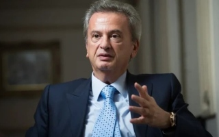 الصورة: مدعون فرنسيون يفتحون تحقيقا بشأن حاكم مصرف لبنان