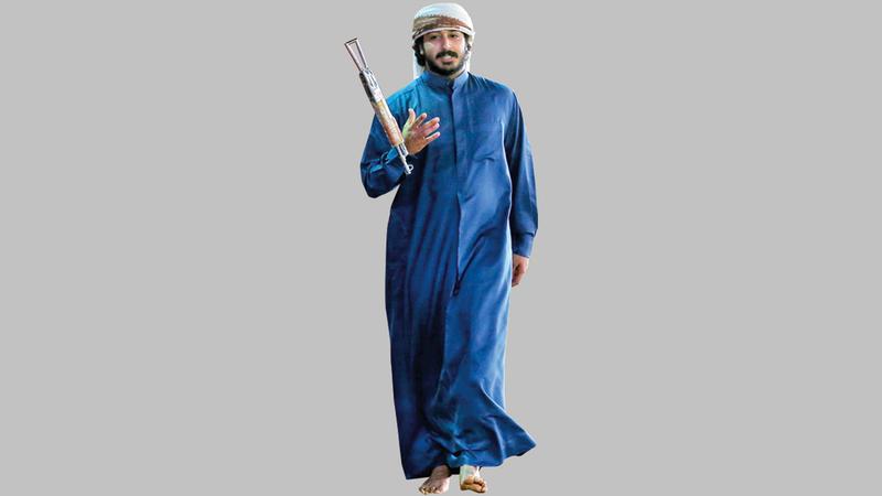 محمد عبدالله فارس.  من المصدر