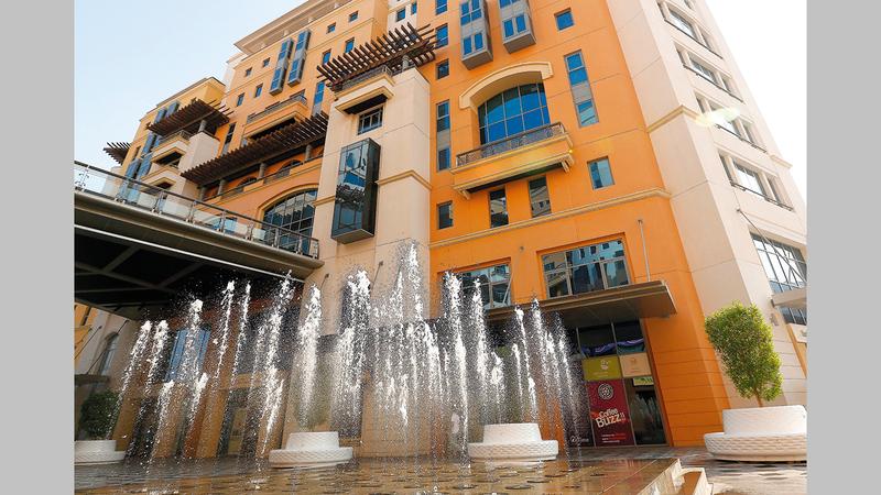 اقتصادية دبي: المؤشر يعكس انطباع المستهلكين تجاه الوضع الاقتصادي الحالي والمستقبلي.  أرشيفية