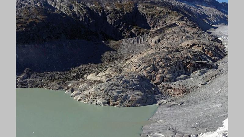 تضرر 296 شخصاً من الانهيارات الجليدية.  أرشيفية