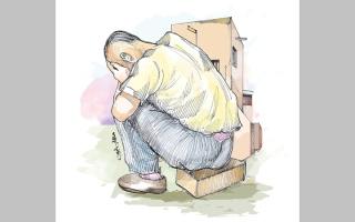 الصورة: «أبوحنين» مطالب بـ 18.3 ألف درهم متأخرات إيجارية ودراسية