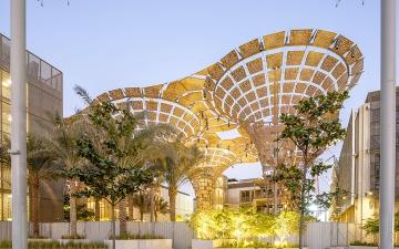 الصورة: «إكسبو 2020 دبي» ملائم لذوي الصعوبات الحسية