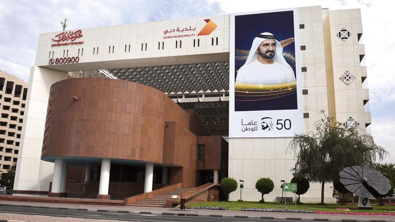 الحملات التفتيشية لبلدية دبي تركز على الأغذية الجاهزة.  الإمارات اليوم