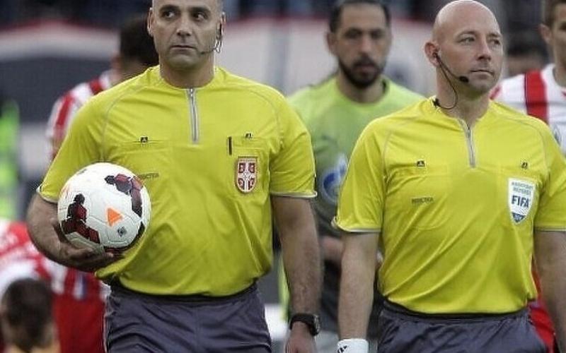 """الصورة: بالفيديو.. سجن حكم كرة قدم 15 شهراً بسبب ركلتي جزاء """"خياليتين"""""""