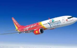 """الصورة: """"فيت جيت"""" الفيتنامية للطيران تستأنف بعض رحلاتها الدولية الأسبوع المقبل"""