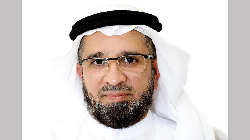 راشد صالح بن حماد: «الكوبونات الإلكترونية تشهد تفاعلاً كبيراً من قبل المتبرعين».