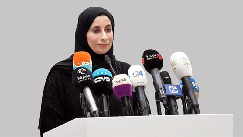 الدكتورة فريدة الحوسني: «الجمع بين التطعيم والإجراءات الاحترازية يوفر أفضل حماية من الفيروس».