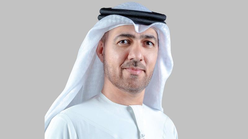 عبدالله محمد الخاجة: «(جمارك دبي) قدمت 24 مبادرة لدعم المعرض، واستكملت تنفيذها بنسبة 100%».