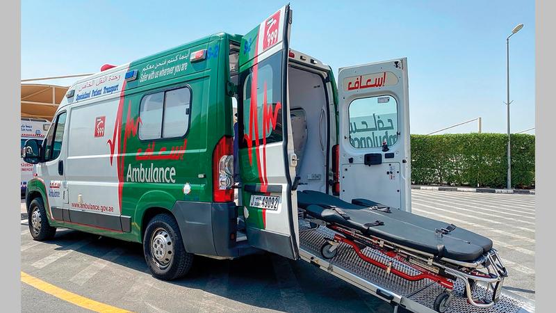 وحدة الأوزان بإمكانها نقل المريض الذي يصل وزنه الى 400 كيلوغرام.   من المصدر