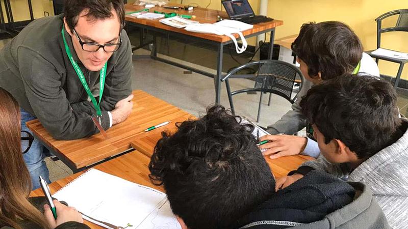 الأوروغواي تمكنت من بناء بنية تحتية للتعليم التقليدي سهلت الانتقال للتعليم عن بُعد.أرشيفية