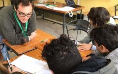 الصورة: الأوروغواي تتفوق على دول متقدمة في توفير التعليم خلال جائحة «كورونا»