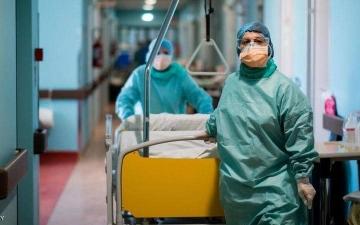 الصورة: دراسة: علاج ريجينيرون يخفض وفيات كوفيد-19 في المستشفيات