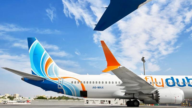 الرحلة الأولى التي سيتم تشغيلها بإحدى طائرات «ماكس» ستكون من «دبي الدولي» إلى سيالكوت.  من المصدر