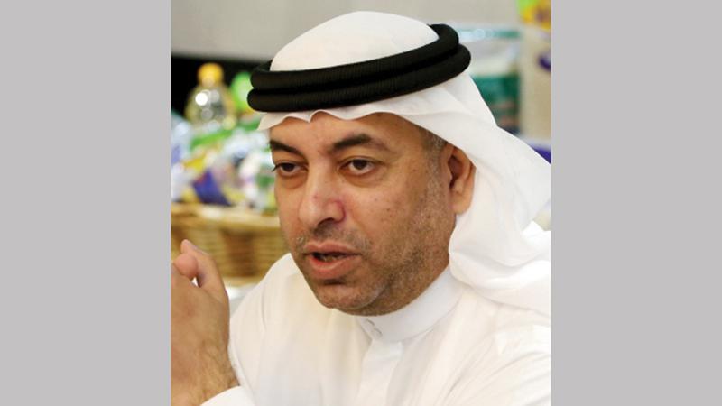 إبراهيم البحر:  «التركيز على تخفيضات السلع كبيرة الحجم يرجع إلى رغبة المنافذ في زيادة مبيعاتها، لاسيما خلال رمضان».