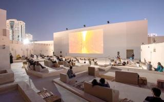 الصورة: جدل بين الموسيقى والسينما في الشارقة
