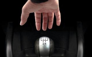الصورة: اتكاء السائق على «ناقل الحركة» يلحق الضرر بالسيارة
