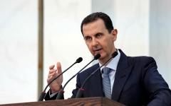الصورة: بشار الأسد يتقدم رسميا بطلب ترشح لخوض انتخابات الرئاسة السورية المقبلة