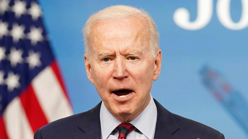 جو بايدن يريد تشكيل «تحالف من الديمقراطيات» ضد «الأنظمة الاستبدادية».  رويترز