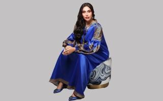 الصورة: #النصف_الحلو.. «أزياء رمضان».. فخامة واحتشام وأناقة بلا مجهود
