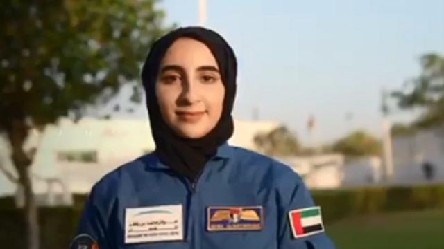 In the video, we meet Noura Al Matroushi, the first Arab astronaut – Pledge  Times
