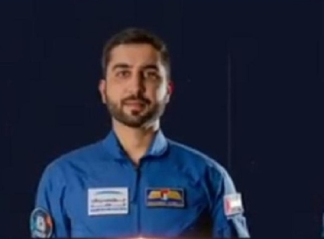 Video .. Get to know the astronaut Muhammad Al-Mulla – Pledge Times
