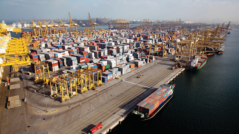 كمية التجارة في النصف الثاني من 2020 سجلت نمواً بنسبة 6% مقارنة بالنصف الثاني من عام 2019.   أرشيفية