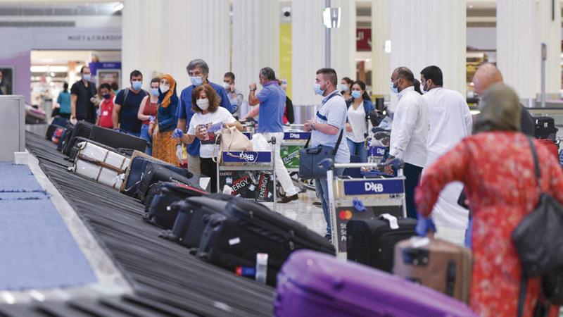 الإمارات أطلقت مبادرات سرّعت من تعافي القطاع السياحي ومؤسساته.   أرشيفية