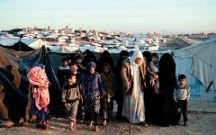الصورة: عمليات نشطة في سورية ضد عناصر «داعش»