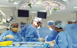 الصورة: 4000 مريض في الدولة يحتاجون إلى زراعة أعضاء