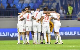 30 لاعباً في قائمة الشارقة النهائية لدوري أبطال آسيا للأندية
