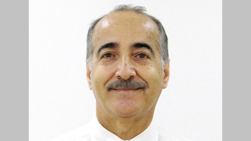 أحمد الراجعي:  «(الاتحاد الهندسية) تضم 2000 موظف، فيما يبلغ عدد الإماراتيين المهندسين والفنيين فيها 65».